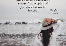Doe wat goed is voor jou